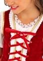 Girls Premium Red Riding Hood Costume Alt3