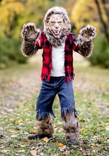 Kids Premium Werewolf Costume