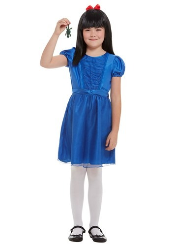 Girls Roald Dahl Matilda Costume