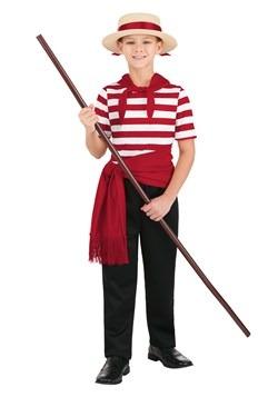 Kid's Venice Gondolier Costume