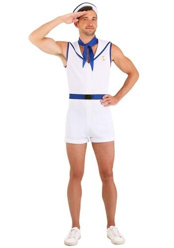 Sunbathing Sailor Costume for Men
