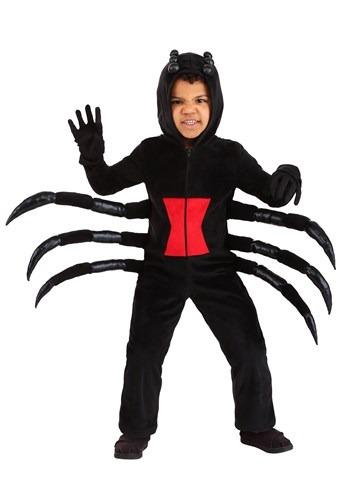 Toddler's Cozy Spider Costume