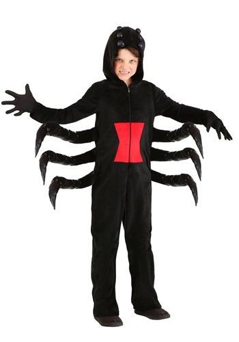Kids Comfortable Spider Costume