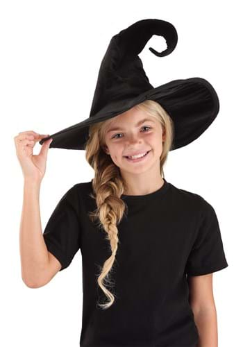 Deluxe Witch Hat for Kids