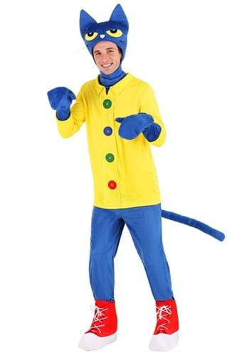 Pete the Cat Adult Size Costume