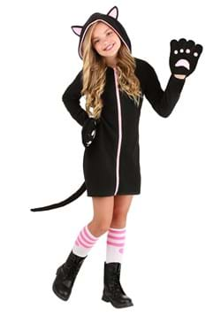 Kid's Midnight Kitty Costume
