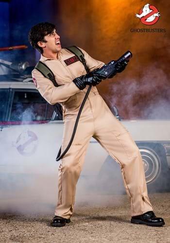 Men's Ghostbusters Deluxe Costume