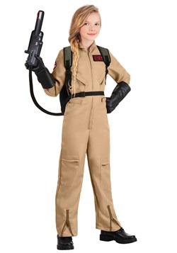Ghostbusters Child Deluxe Costume alt1