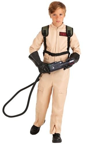 Kids Deluxe Costume Ghostbusters