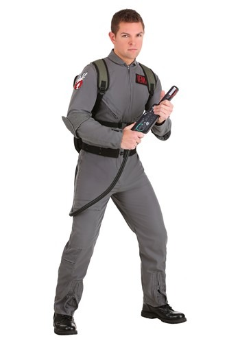 Click Here to buy Ghostbusters 2 Cosplay Mens Costume from HalloweenCostumes, CDN Funds & Shipping