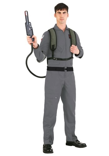 Mens Plus Size Cosplay Costume Ghostbusters 2