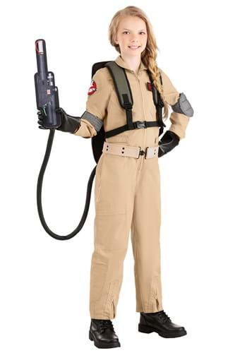 Click Here to buy Kids Cosplay Costume Ghostbusters from HalloweenCostumes, CDN Funds & Shipping