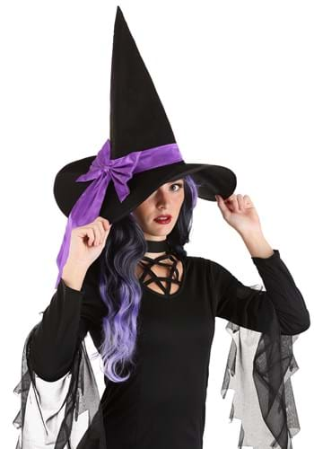 Custom Color Adults Witch Hat