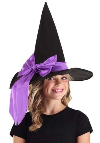 Custom Color Kids Witch Hat