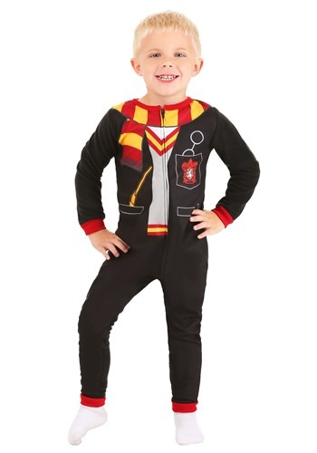 Click Here to buy Harry Potter- Toddler Union Suit from HalloweenCostumes, CDN Funds & Shipping
