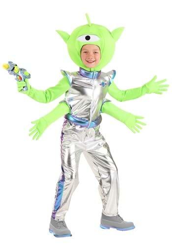 Kid's Friendly Alien Costume