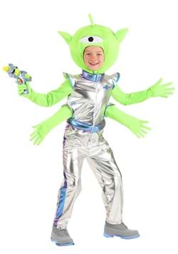 Kid's Friendly Alien Costume