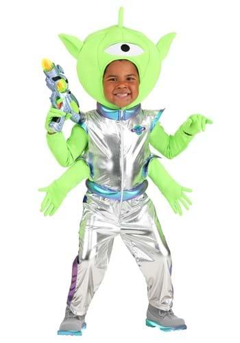 Friendly Toddler Alien Costume