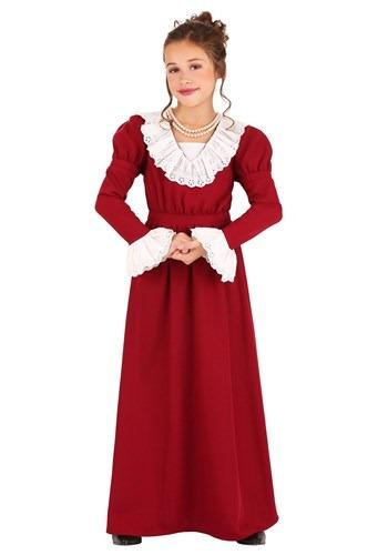 Kid's Abigail Adams Costume