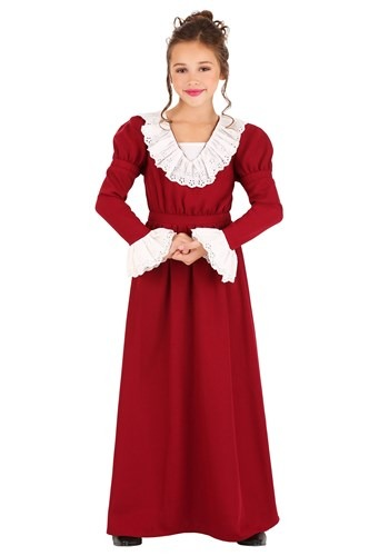 Abigail Adams Kids Costume