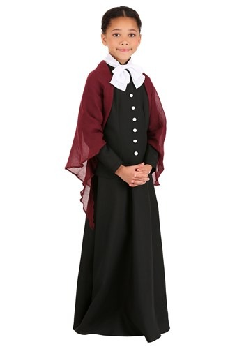 Kids Harriet Tubman Costume