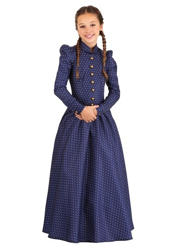 Kid's Laura Ingalls Wilder Costume