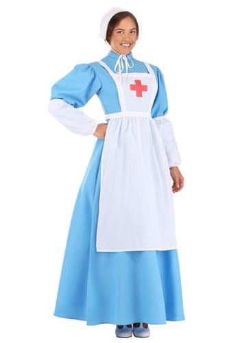 Click Here to buy Clara Barton Womens Costume from HalloweenCostumes, CDN Funds & Shipping
