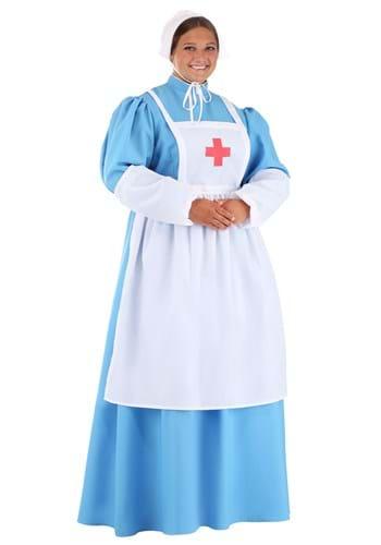 Womens Clara Barton Plus Size Costume
