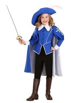 Girl's Musketeer Costume1