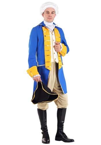 General George Washington Costume for Men