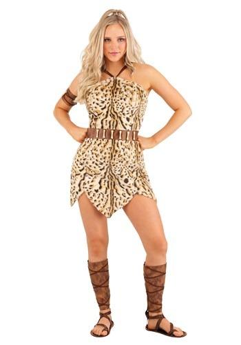 Bold Cavewoman Womens Costume
