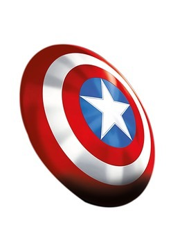 Marvel Legends Classic Comic Captain America Shield Prop-Rep