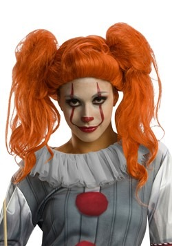 It Women's Pennywise Wig