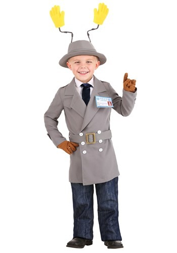 Inspector Gadget Toddler Costume