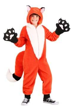 Kid's Woodsy Fox Costume Main UPD