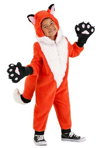 Woodsy Fox Toddler Costume