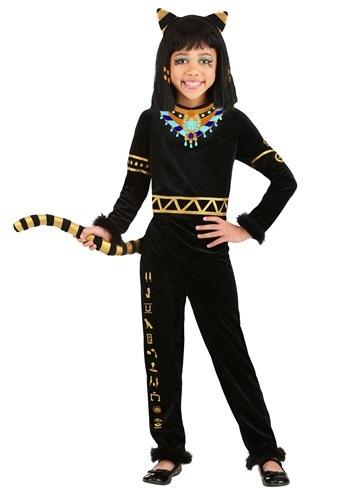 Bastet Goddess Girls Costume