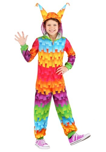 Click Here to buy Party Pinata Kids Costume from HalloweenCostumes, CDN Funds & Shipping
