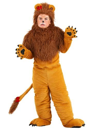 Classic Kids Storybook Lion Costume