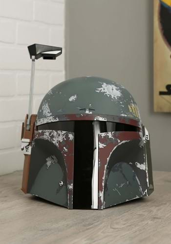 Adult Boba Fett Star Wars the Black Series Helmet