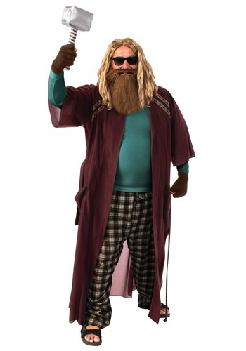 Thor Adult Robe Costume Avengers End Game