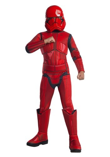 Kids Star Wars Deluxe Sith Trooper Costume