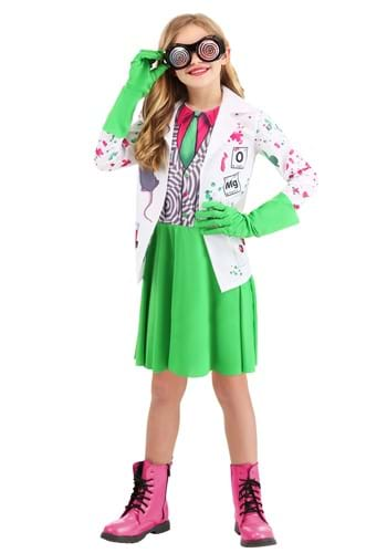 Click Here to buy Mad Scientist Kids Costume from HalloweenCostumes, CDN Funds & Shipping