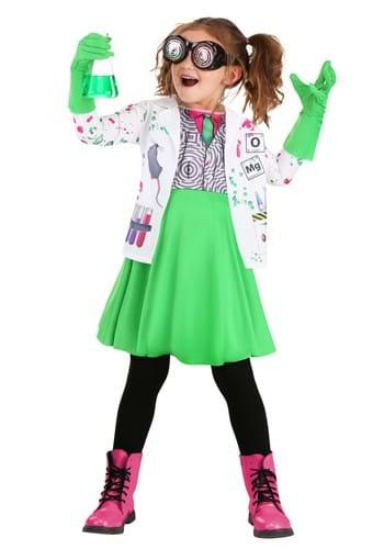 Toddler Mad Scientist Costume