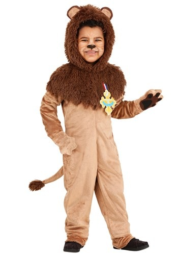 Wizard of Oz Toddler Cowardly Lion Costume