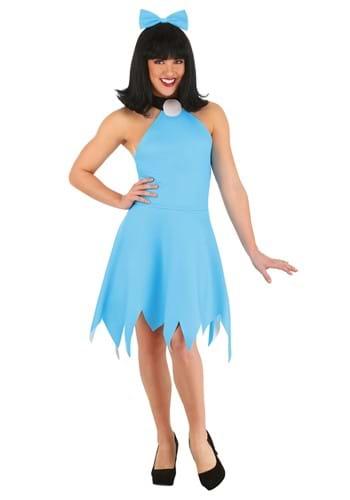 Plus Size Betty Rubble Costume 1