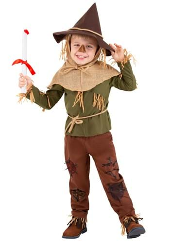 Toddler's Wizard of Oz Scarecrow Costume 1