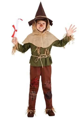 Wizard of Oz Scarecrow Kids Costume