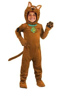 Toddler Deluxe Scooby Doo Costume Update 1