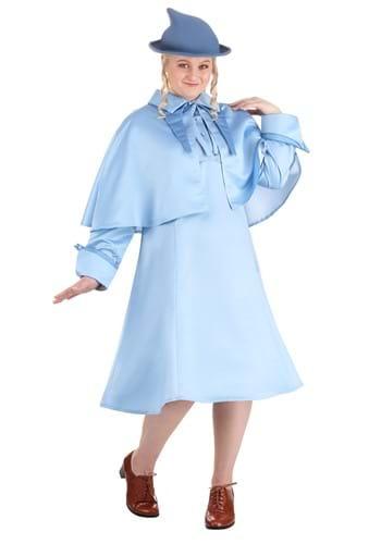Plus Size Fleur Delacour Womens Costume